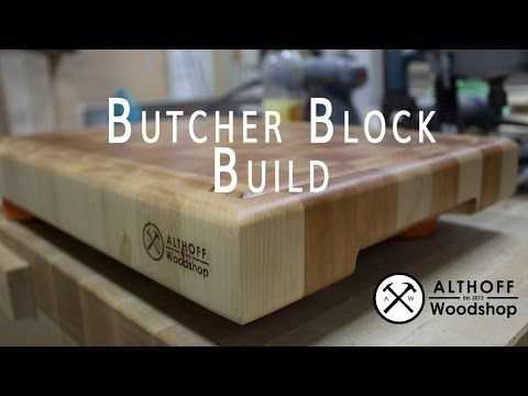 DIY Cutting Boards | How to Make a Cutting Board