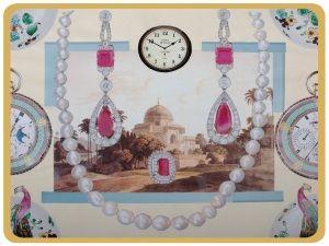 Placemat - Pearl design