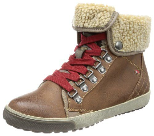 Tamaris  Tamaris-ACTIVE High Top Womens  Brown Braun (MUSCAT 311) Size: 3 (36 EU) Tamaris http://www.amazon.co.uk/dp/B00CW8L2HS/ref=cm_sw_r_pi_dp_x.g0wb09HJHGP
