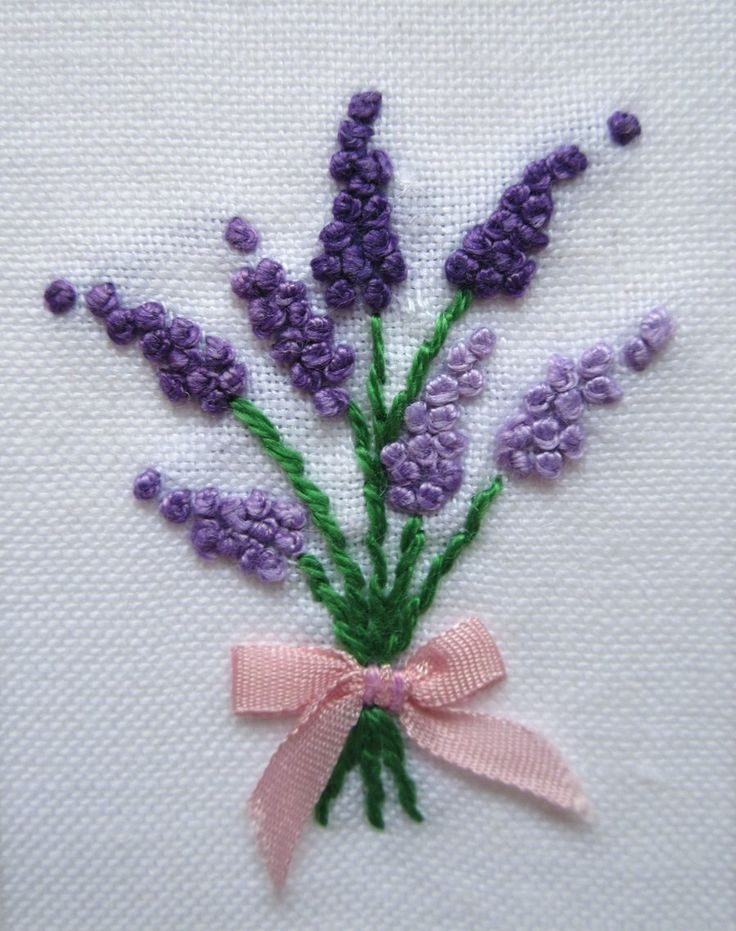 Hand embroidery Greeting Card by Peacockbox.deviantart.com free to use with attribution.