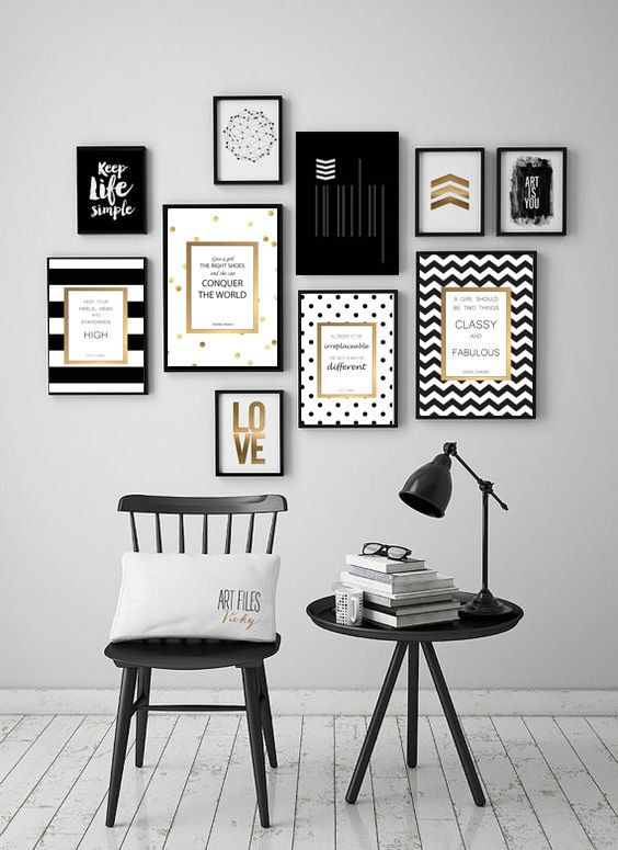 Kate Spade Inspired Artwork Quotes by NewYorkCityNikki on Etsy