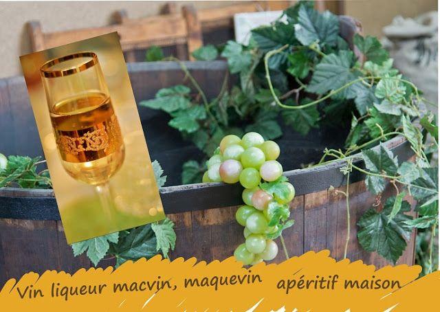 Fabriqué avec du moût de raisin (jus de raisin) mélangé avec de l'eau de vie, du sucre le macvin est un vin de liqueur ou mistelle. La boisson se déguste bien fraîche (avec modération) ; elle accompagne l'apéro fromage, jambon cru et melon, où parfume les desserts, confitures…