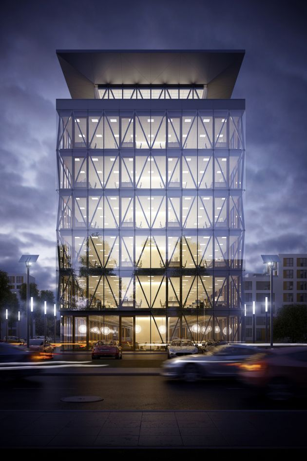 CGarchitect - Professional 3D Architectural Visualization User Community | office building