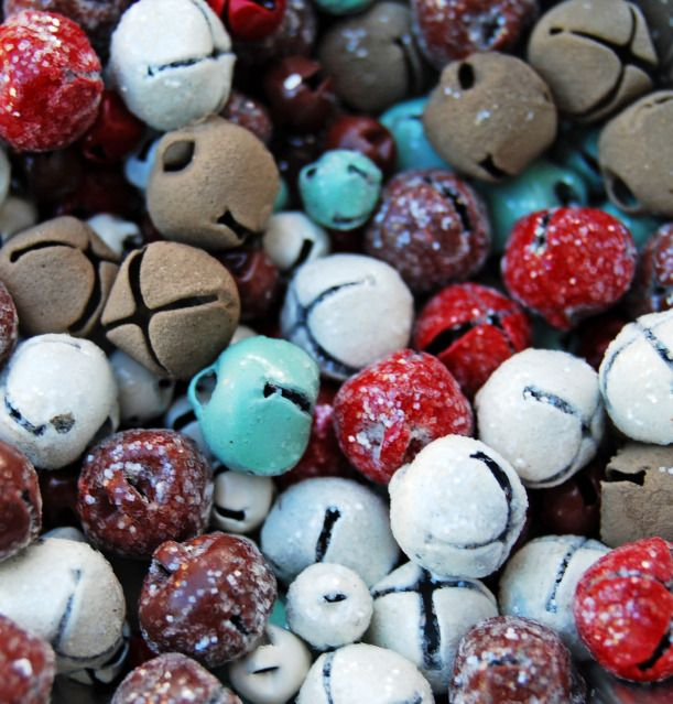 Homemade Christmas Ornaments Jingle Bells: 25+ Best Ideas About Jingle Bell Crafts On Pinterest