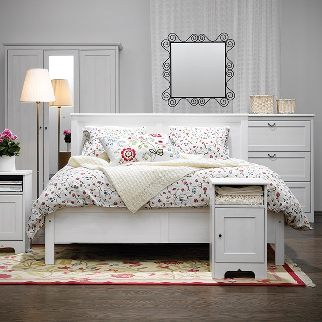 Ikea Aspelund Queen Bed Frame ~ Ikea Bed frame  For the Home  Pinterest