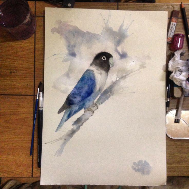 Speeded painting