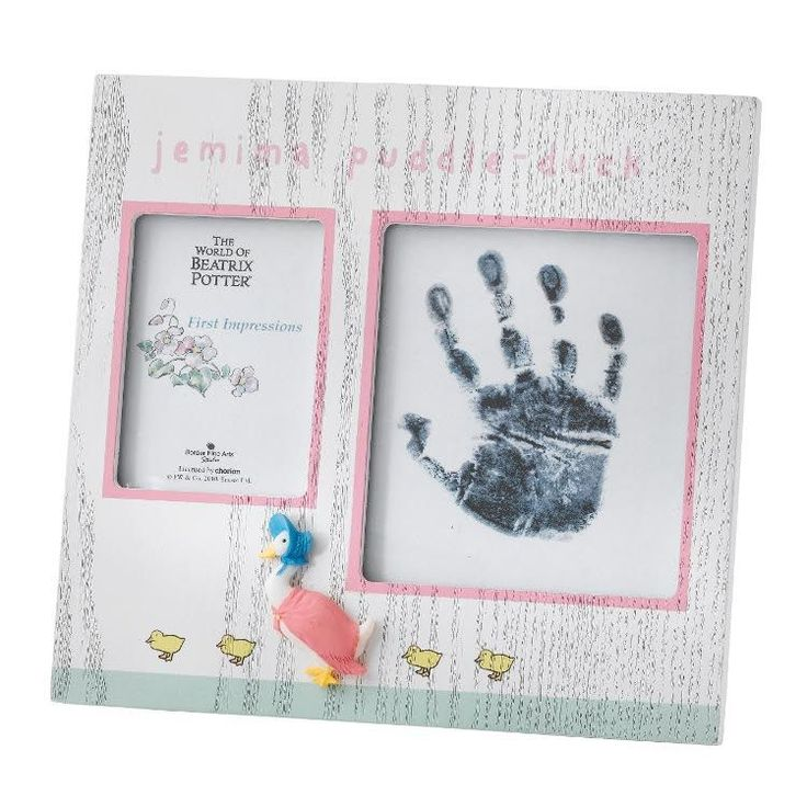 Jemima Puddle-duck - Jemima Puddle-Duck 17.5cm Impression & Photo Frame. Product code: A22536