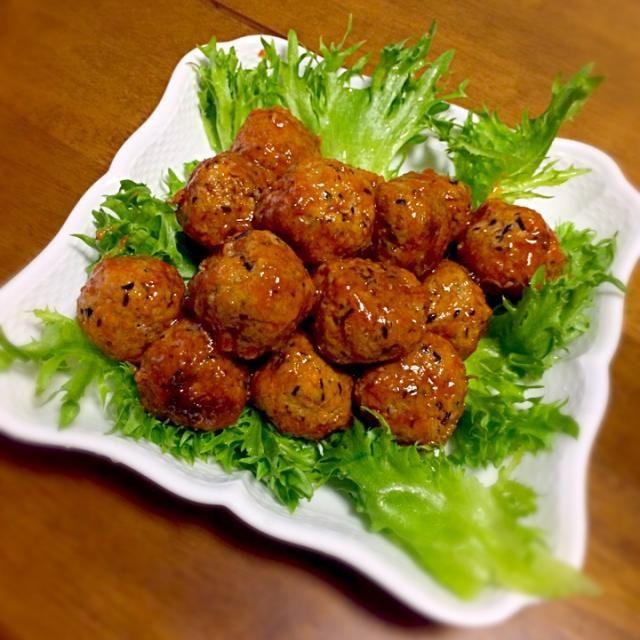 子供も食べられる味に。 - 11件のもぐもぐ - 肉団子の甘酢あんかけ by satoforza