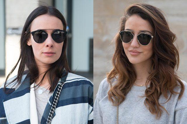3 estilos de lentes que dominarán tu look primaveral: destructurados