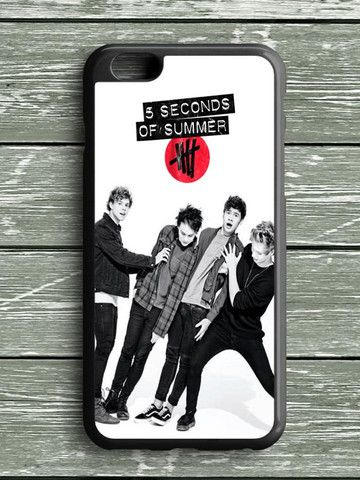 5sos 5 Second Of Summer iPhone 6 Plus Case