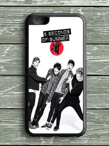 5sos 5 Second Of Summer iPhone 6 Plus Case