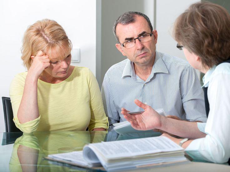 En cas de rupture de dialogue au sein de la famille, vous pouvez recourir aux services d'un médiateur afin de trouver un terrain d'entente.