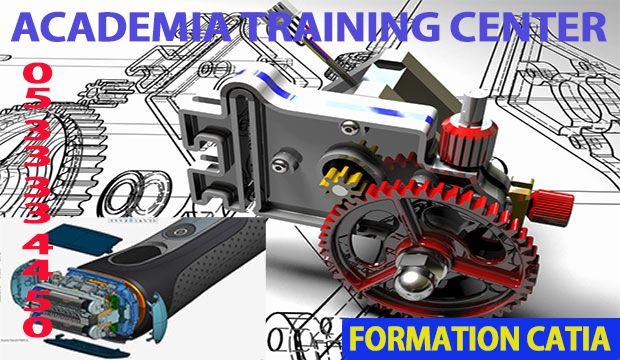 Formation CATIA PARTS DESIGN