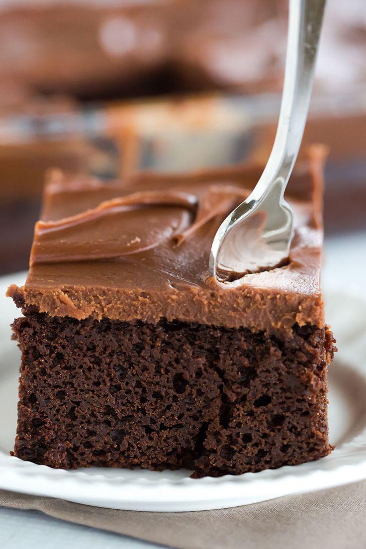 712 best Chocolate cakes images on Pinterest   Dessert recipes ...