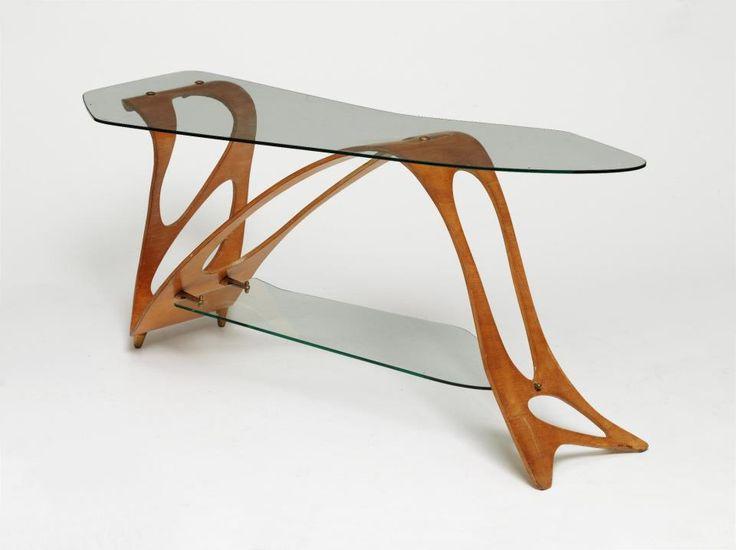 The Arabesque Table (1949) Was Designed By Carlo Mollino