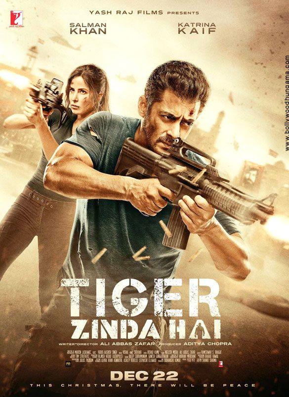 Tiger Zinda Hai (2017) - War Movies Box | Download in 2019
