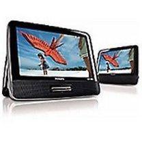 "Pd9012P Car Dvd Player - 9"" Lcd - Dvd Video, Video Cd, Svcd640 X 220 - Headrest"