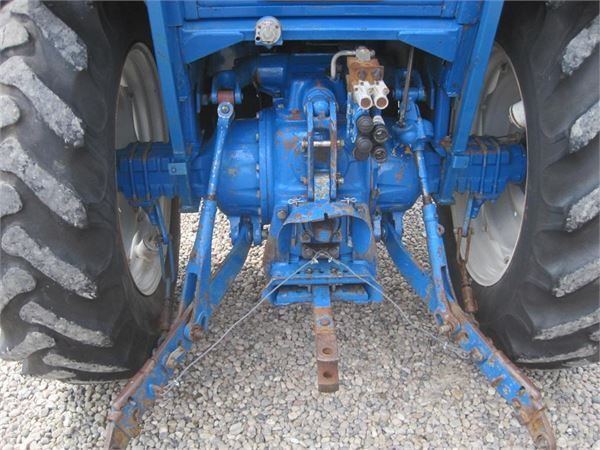 Tracteur agricole FORD 6610 Med skovinddækning, 1982, prix 6697 EUR à vendre - Truck1 - 2012607