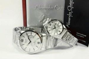 Jam Tangan Alexandre Christie 8289 SS