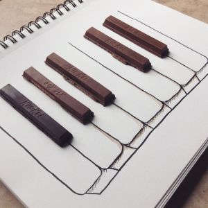 Kit Kat Piano