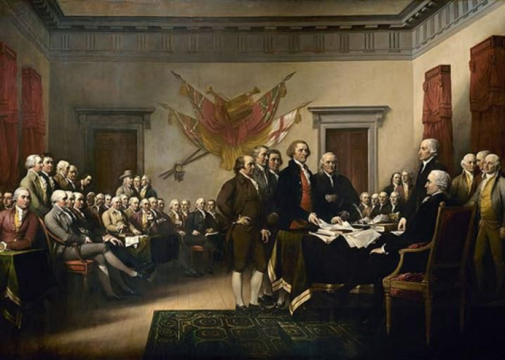 How Old Were the Leaders of the American Revolution on July 4, 1776?