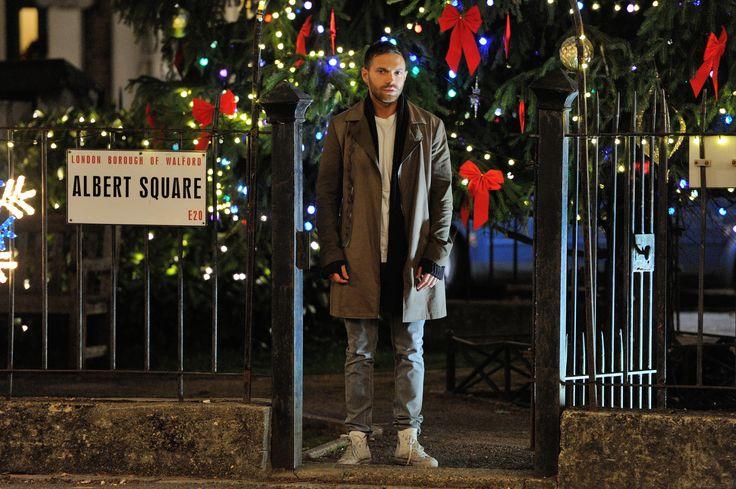 "EastEnders spoilers: Matt Di Angelo on the ""explosive"" Christmas ..."