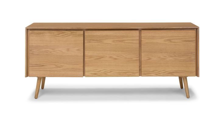 Seno Oak Sideboard - Sideboards - Bryght | Modern, Mid-Century and Scandinavian Furniture