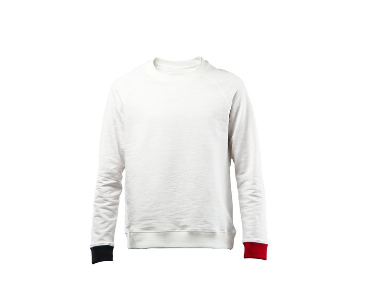 http://rsvpgallery.com/mens/band-of-outsiders-crewneck-white.html