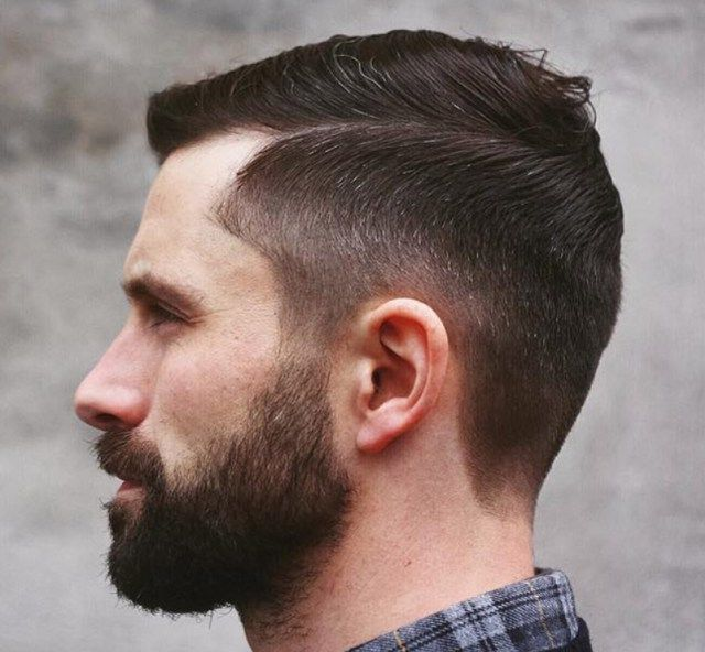 9 Best Hairstyles That Smartly Hides Men S Receding Hairline Seasonoutfit