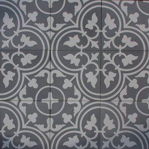 Versailles - gråvit Marrakech design.se