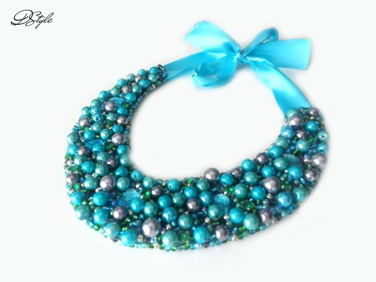 DStyle statement necklace 85 ron