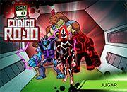 juego Ben 10 Omniverse Codigo Rojo
