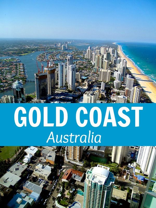 Travel Tips - Things to Do on the Gold Coast - Queensland, Australia