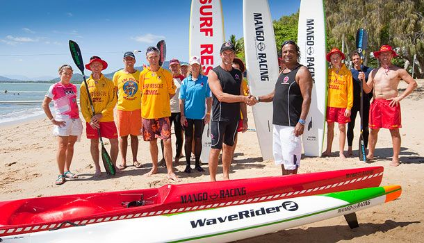 Tropical North Queensland sees the launch of the new Mango Racing Skis   Latest News