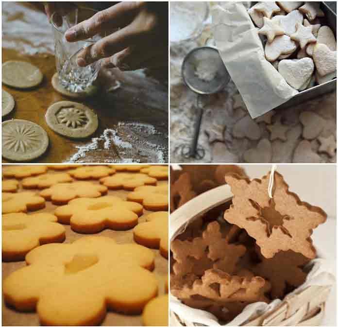 Имбирное печенье с корицей | Вкусно готовим дома