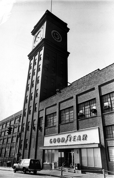 Goodyear Tire Store Near Me >> 341 best images about Akron where I grew up on Pinterest | Restaurant, Grain silo and Postcards