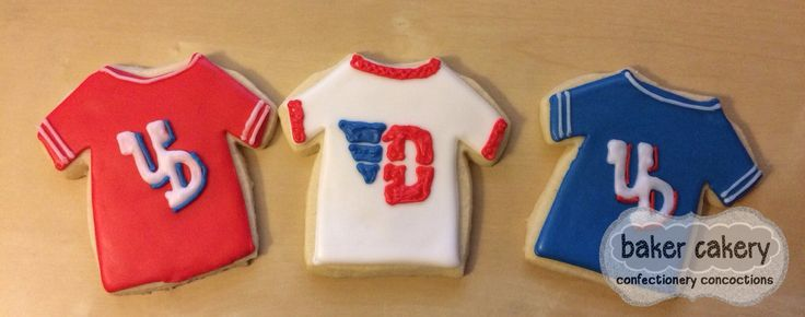 University of Dayton cookies