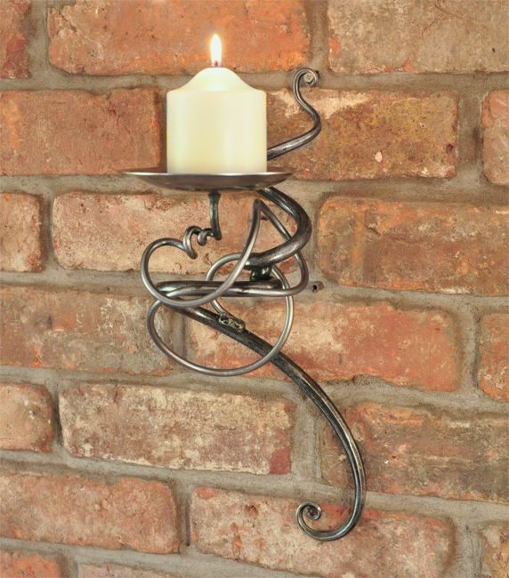 Skyrim Wall Sconces Not Working: 8 Best Candle Holders & Sconces Images On Pinterest