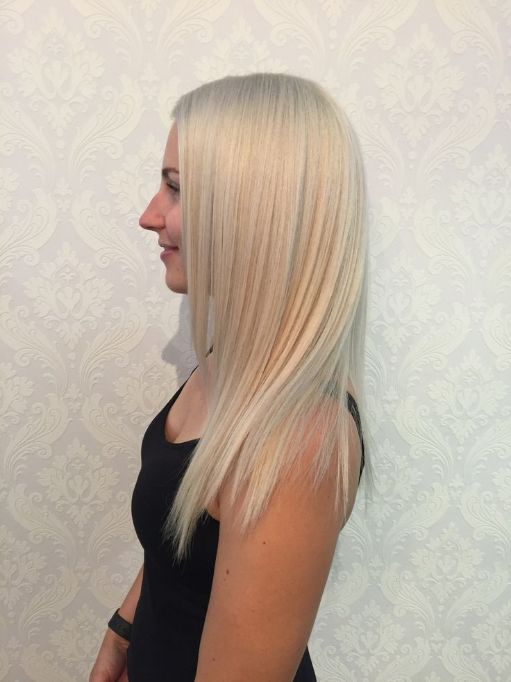 Clean blonde  www.chillicouture.com.au