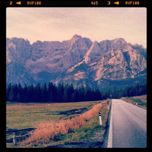 #Dolomiti #andreameneghini