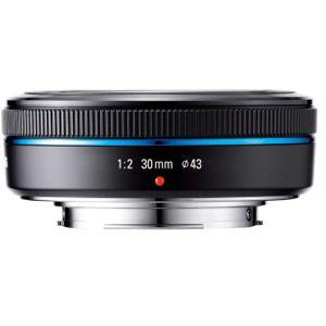 Samsung S30NB - 30 mm - f/2 Lens for NX mount