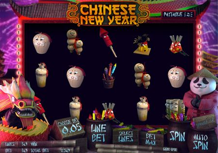 China has the largest population in the world, and they love to put on a big celebration! Enjoy the Chinese New Year with this new 3D slot at Castle Casino. You'll see everything from the famous dragons to amazing fireworks to get you in the mood for a big win and celebration yourself in the bonus rounds!    Want to play our new Chinese New Year slot game? Register with Castle Casino!