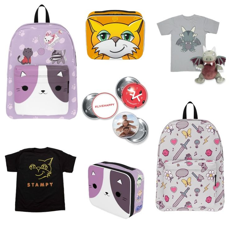 Gamer Vlogger Products Kids Will Love From Aphmau