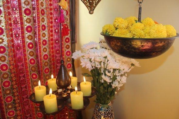 Color and Melodrama Mix Magically at Bembem's Pune Home | The Key Bunch Decor Blog |