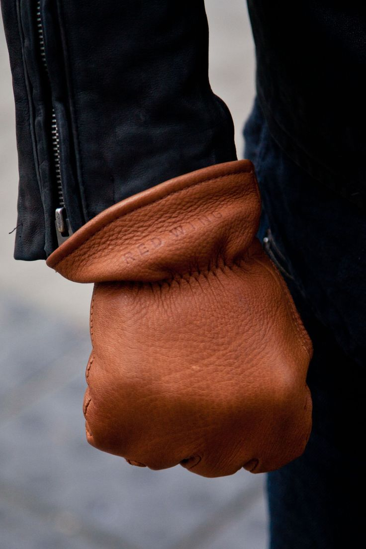 Mens leather driving gloves melbourne - Photo