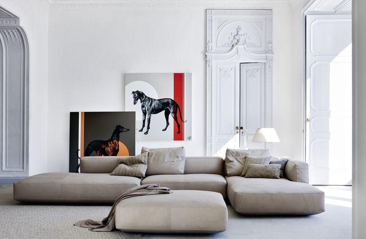 ZANOTTA Design / Products / Sofas / Pianoalto
