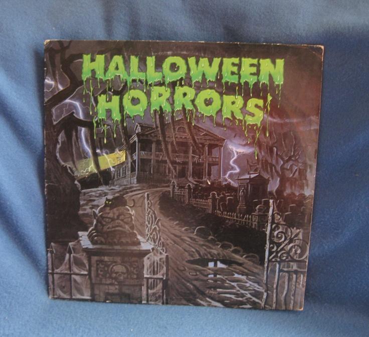 65 Best Halloween Records Images On Pinterest Lp Frugal
