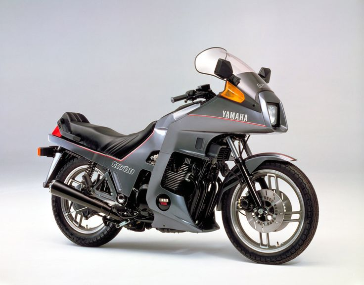 Yamaha XJ650 Turbo '1983–84