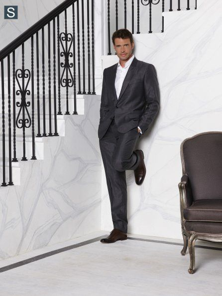 Scandal - Season 4 - Cast Promotional Photo - Jake                                                                                                                                                      More
