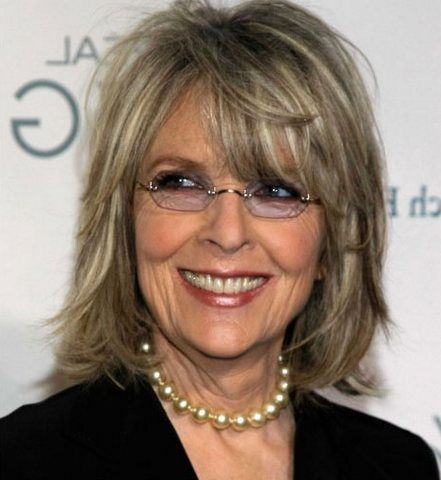 Layered Hairstyles Women Over 50 | ... length hair over 50 years old without having ... 3:55 Over 40 Long